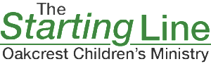 Children's Ministry Wordmark